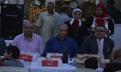 حفل الأفطار السنوى لطلاب الكلية