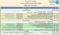 واقع ومستقبل التصنيع الغذائى فى مصر